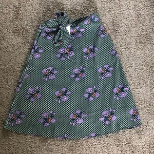 NWT Roolee Francia Floral Skirt - midi